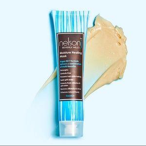 4/$25 Nelson J Argan Moisture Healing Hair Mask